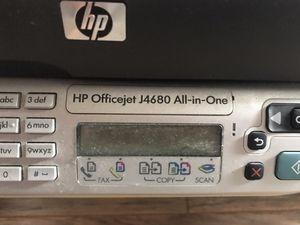 HP office jet printer for Sale in Los Osos, CA