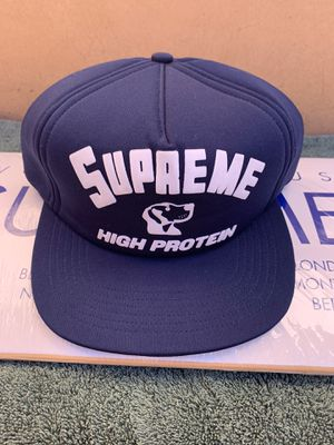 Supreme High Protein 5 Panel Navy for Sale in Los Angeles, CA