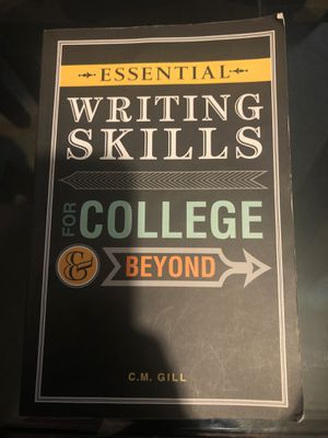 Writing skills for college beyond for Sale in San Antonio, TX