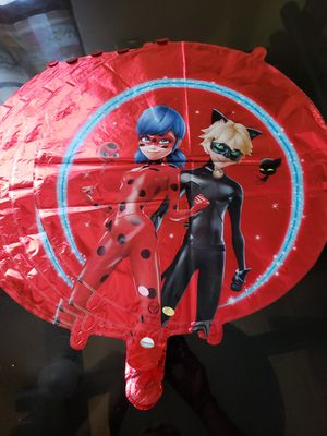 Miraculous ladybug balloons miraculous ladybug decorations for Sale in Bellflower, CA