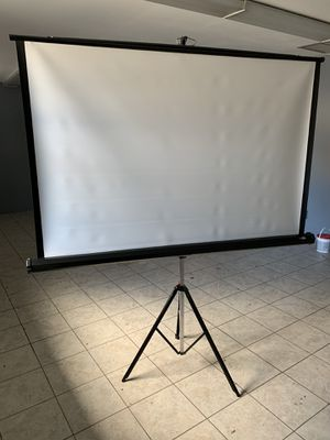 Projection Screen for Sale in Port St. Lucie, FL