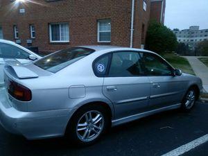 2003 Subaru legacy for Sale in Wheaton, MD