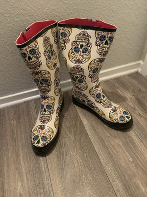 Rain Boots for Sale in Apple Valley, CA