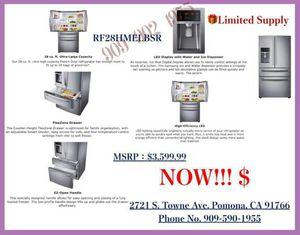Samsung FlexZone Counter Depth Refrigerator for Sale in Hacienda Heights, CA