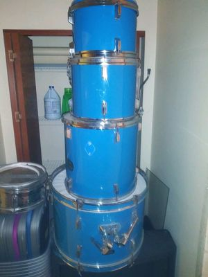 Sound source drums. This could be your project and become an amazing set for Sale in Portland, OR