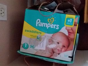 Pampers Diapers!! for Sale in Boston, MA