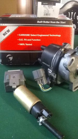 1998 Acura Integra cardone distributor with modual parts for Sale in Gilroy, CA