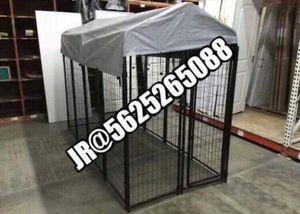 large dog kennel new! for Sale in San Bernardino, CA