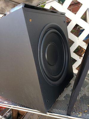Subwoofer & 5 satellite speakers for Sale in Phoenix, AZ