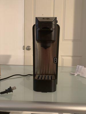 Mr. Coffee single serve machine for Sale in Salt Lake City, UT
