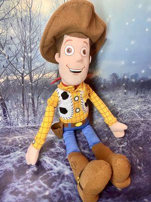 "Disney Pixar Toy story WOODY 19"" plush toy for Sale in Bellflower, CA"