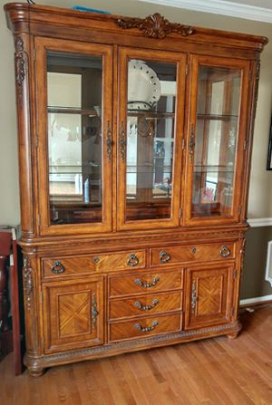 Curio or Hutch for Sale in NORTH PENN, PA