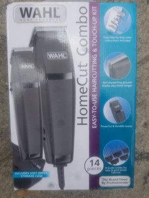 Wahl HomeCut Combo Easy To Use Haircutting & Touch-Up Kit 1 ea (Pack of 3) Wahl Average rating:0out of5starsWrite a review for Sale in Los Angeles, CA