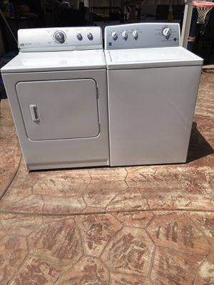 Kenmore Washer series 400 triple action agitator & Maytag centennial Commercial Technology Electric Dryer Set for Sale in Fresno, CA