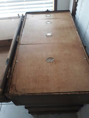 Old antique furniture trunks for Sale in Fresno, CA