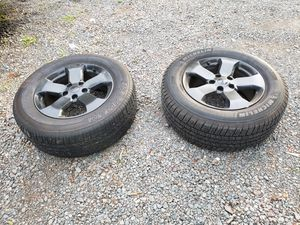 Jeep grand Cherokee wheels for Sale in Mocksville, NC