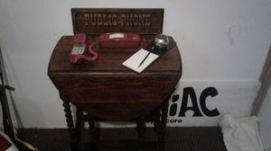 Phone, Sun room, bridge Table for Sale in Austin, TX