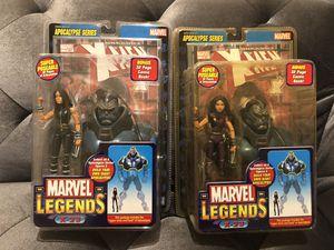 Marvel Legends X-Men X-23 BLACK SUIT Fig for Sale in Fresno, CA