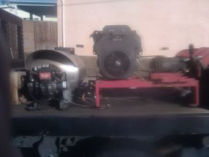 Pressure Washing Equipment and 2007 Ford F 350 truck not running for Sale in San Diego, CA