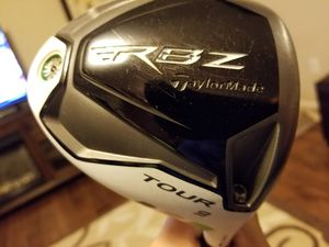 Taylormade RBZ Rocketballz Driver, 3 wood, 3 hybrid for Sale in Portland, OR