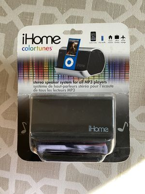 iHome stereo speaker system for all MP3 players for Sale in Burr Ridge, IL