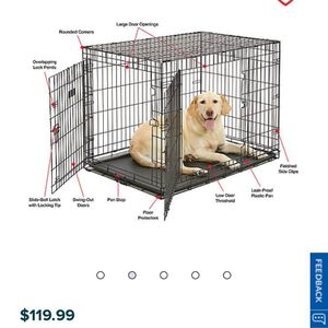 Dog Crate for Sale in Sanger, CA