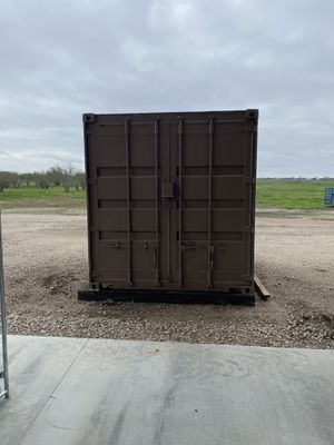8x10 shipping container for Sale in Magnolia, TX