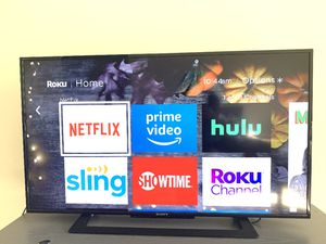 """Sony 40"""" inch LED Smart TV with free ROKU for Sale in Atlanta, GA"""