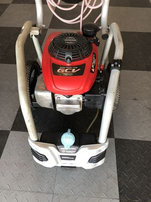 Honda GCV 190 Pressure Washer - not working and no gun, only hose for Sale in Fort Lauderdale, FL