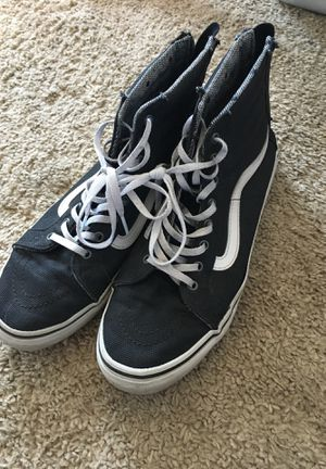 Women's Vans Size 10 Used for Sale in Littleton, CO