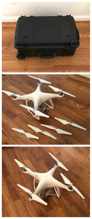 """FOR SALE !!! DJI Phantom 4 Pro Plus Camera Drone with 5.5"""" Display - White for Sale in Las Vegas, NV"""