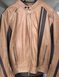 Triumph Raven leather jacket - XL for Sale in Santa Clarita,  CA