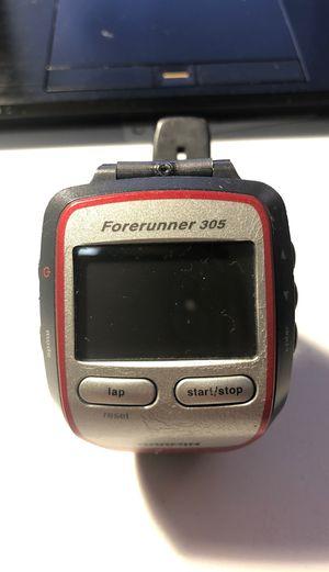 Garmin Forerunner 305 GPS Workout Watch for Sale in Baldwin Park, CA