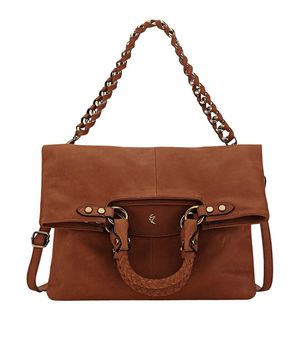 Elliot Lucca Lara fold over tote bag for Sale in Yonkers, NY