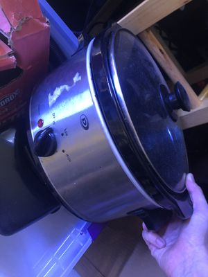 Crock pot coffee maker keurig cooking oven for Sale in Tampa, FL