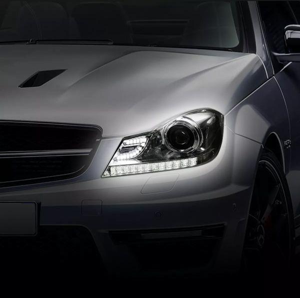 C-Class Headlight