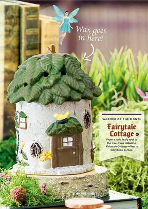 Fairytail Cottage Scentsy Warmer for Sale in Aurora, CO