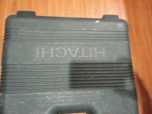 Hitschi nail gun for Sale in Fontana, CA