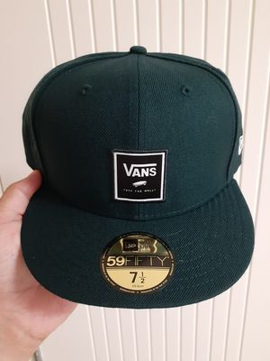 Vans Off The Wall 5950 New Era Cap for Sale in San Diego, CA
