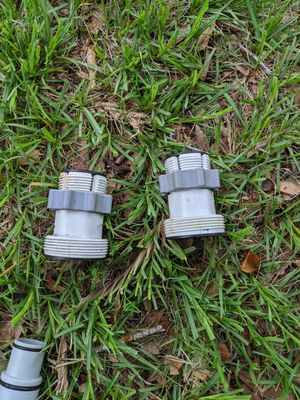 Type B hose adapters for above ground pools for Sale in Clearwater, FL