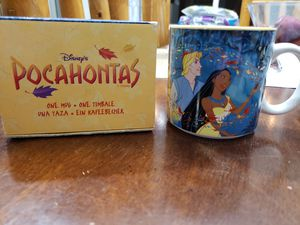 Disney Pocahontas Mug for Sale in Long Beach, CA