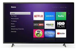 55 inch tcl roku smart tv for Sale in Buffalo, NY