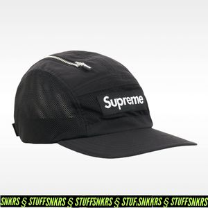 SUPREME FW20 CAMP ZIP MESH HAT for Sale in Rancho Cucamonga, CA