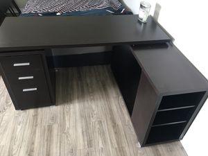 Beautiful L-Shape Computer Desk for Sale in Tulsa, OK