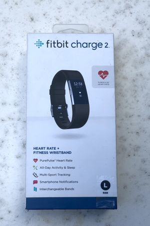 Brand new Fitbit charge 2. Activity tracker, heart rate monitor. Never used. Still in the box. for Sale in Oldsmar, FL