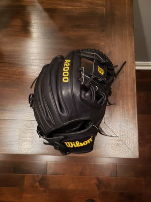 "2019 Wilson A2000 DP15 Pedroia Fit 11.5"" Infield Baseball Glove - Right Hand Throw for Sale in Dumfries, VA"