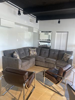 Sectional // financing available for Sale in Miami, FL