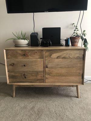 Unique Mid Century Modern Sideboard/Media Unit for Sale in Stafford, VA
