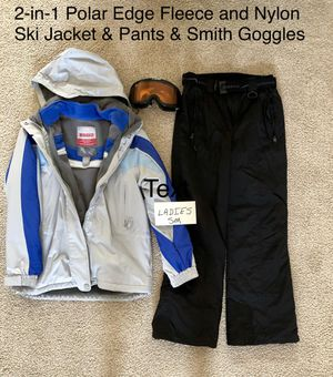 Women's Ski Jacket, Pants, and Goggles for Sale in Swatara, PA