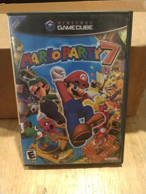 Nintendo Gamecube Game Mario Party 7 for Sale in Vancouver, WA